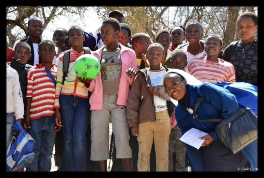Orphans Zimbabwe