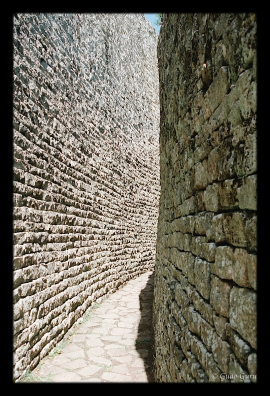 Walls of Great Zimbabwe