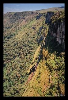 Waterfall, Manicaland, Eastern Highlands, Zimbabwe