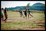 Football match, Manicaland, Eastern Highlands, Zimbabwe