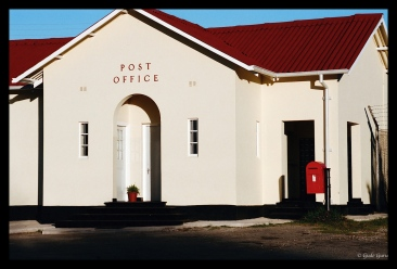 Juliasdale Post Office, Manicaland, Eastern Highlands, Zimbabwe, circa 1995