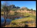 Farming country, Manicaland, Zimbabwe