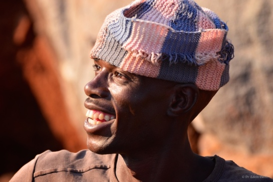 Mr Farai Samhembere - builder