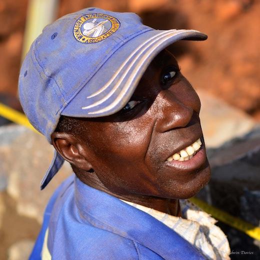 Mr Mabika - builder