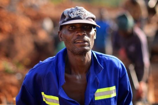 Mr Tendai Samhembere - builder