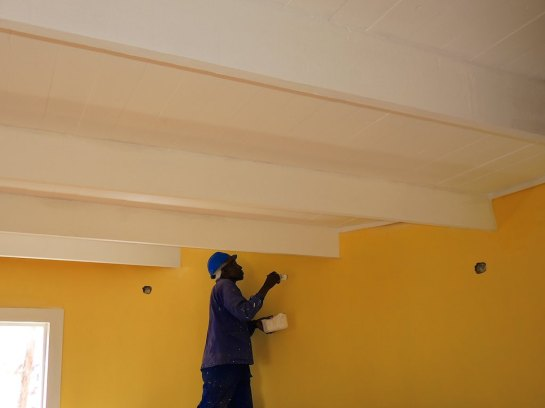Mr Rafael - chief painter