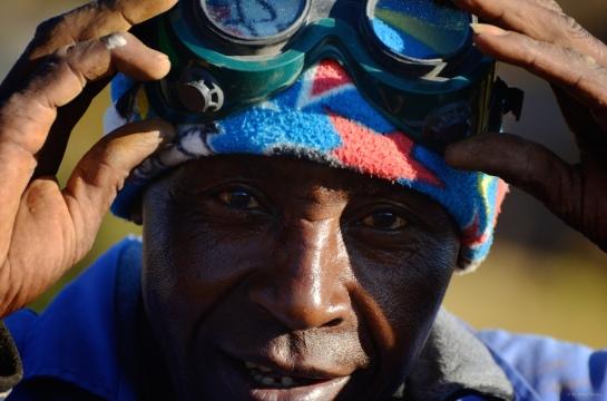 Mr Chihwy the welder
