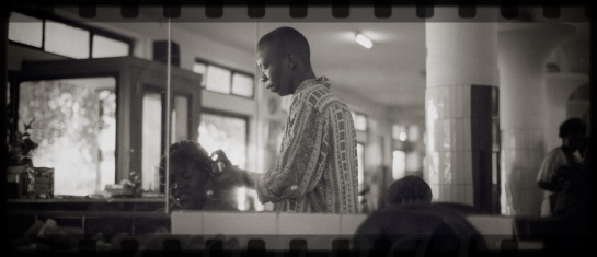 Eastern Highlander in Bulawayo and at the hairdresser