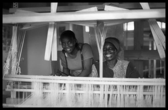 The Weavers of Nyanga