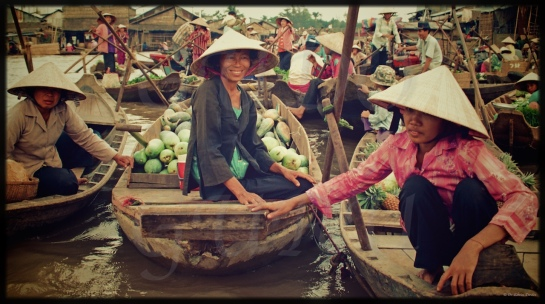 Eastern Highlander and Viet Nam: On the Water
