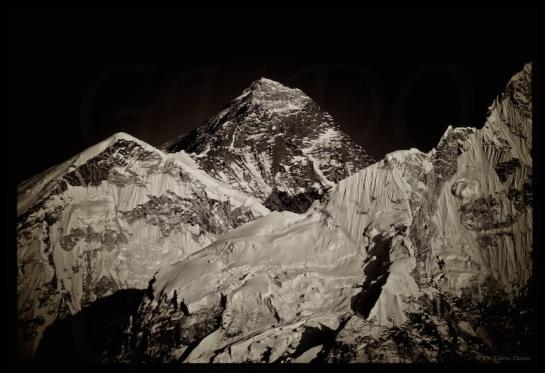 Everest from Kala Pattar