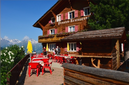 You are going to see real Swiss views on this trip!